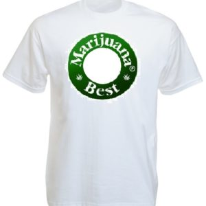 Marijuana Best Tee-Shirt