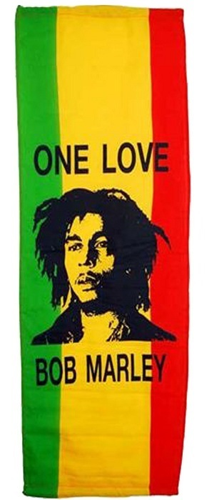 Rasta Flag Rastaman Portrait One Love Big Size