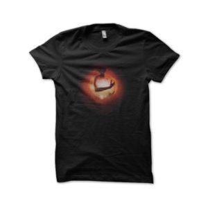 Rasta Tee-Shirt Dezarie black shirt Fya