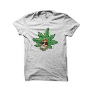 Rasta Tee-Shirt Henry Hemp shirt cool white