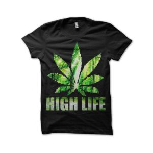 Rasta Tee-Shirt High Life t-shirt white