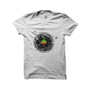 Rasta Tee-Shirt Reggae music white tee shirt