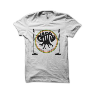 Rasta Tee-Shirt Shirt gaia root unlimited white