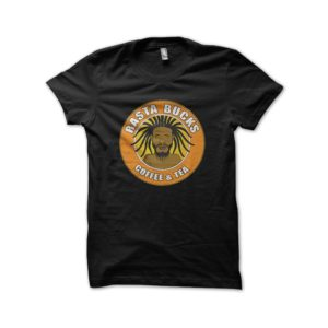Rasta Tee-Shirt Shirt rasta black bucks coffee