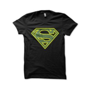 Rasta Tee-Shirt Shirt super weed parody black superman