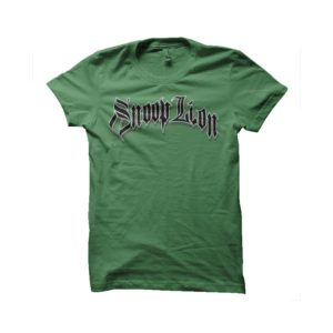 Rasta Tee-Shirt Snoop Lion t-shirt