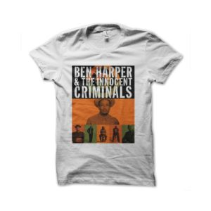 Rasta Tee-Shirt T-shirt, ben harper and the innocent