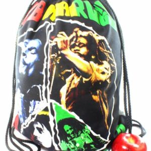 Backpack Rastaman Singer Drawstring Strong Light Fabric