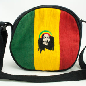 Bag Hemp Circle Handmade Rastaman