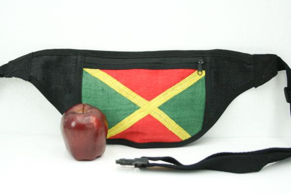Bag Waist Super Flat Jamaica Easy to Hide