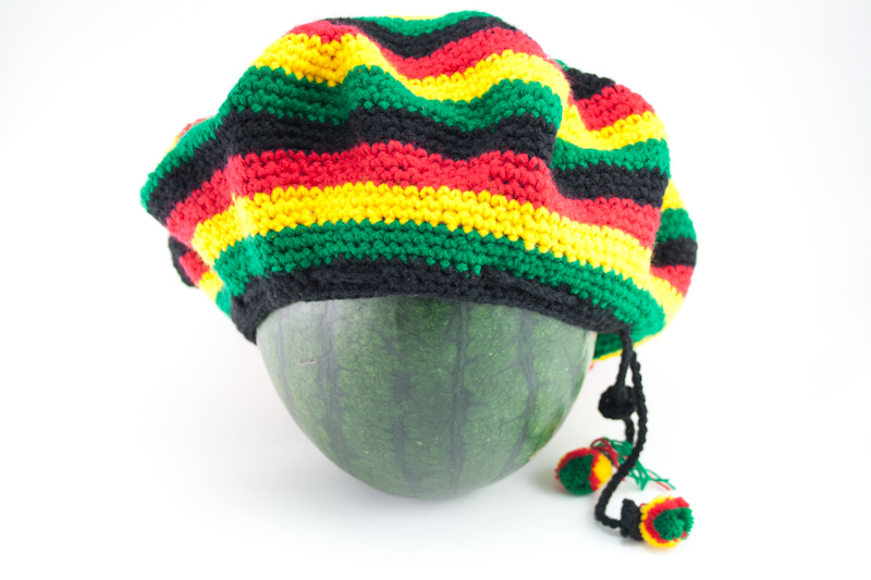 Knitted Rasta Hat Pattern