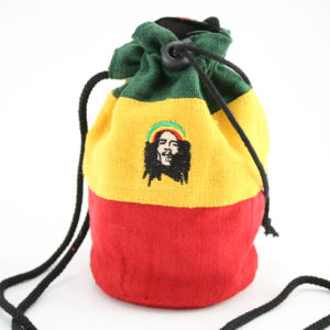Bag Purse Hemp Big Rastaman