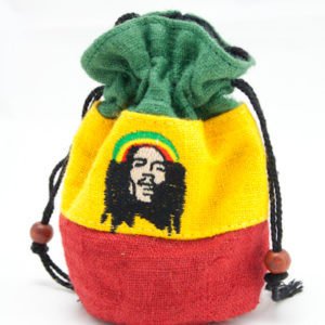 Bag Purse Hemp Small Rastaman