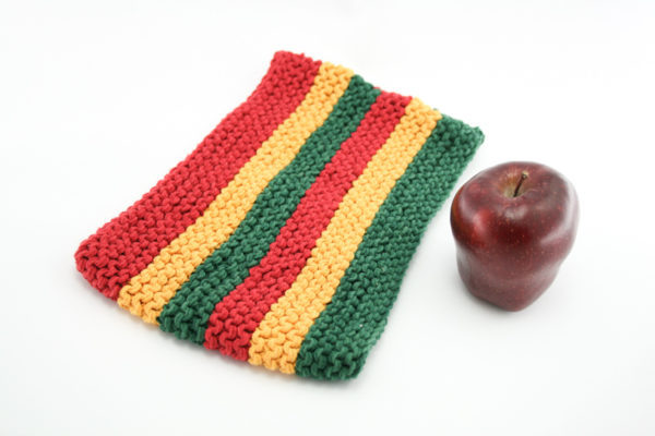 Headband Rasta Large 6 Inches