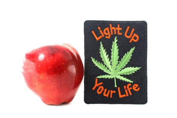 Patch Light Up Your Life