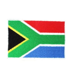 Patch South-Africa Flag
