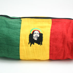 Bag Hemp Tube Middle Size Rastaman