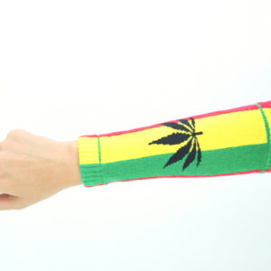 Sleeve Sweatband Cannabis Sun Protection