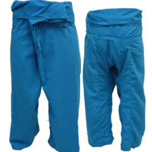 Trousers Thai Fisherman Pants Blue
