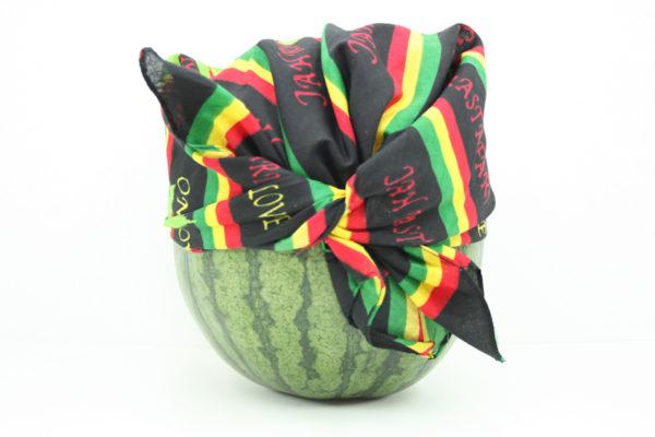 Bandana One Love Cannabis Leaf