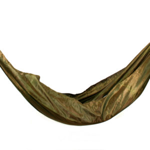 Hammock Nylon Fabric Green Strong Light Portable
