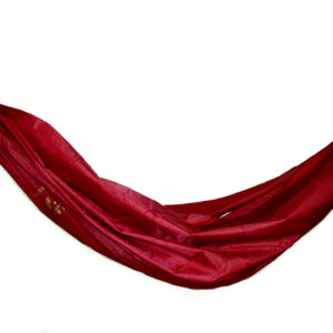 Hammock Red Nylon Fabric Super Light Super Strong Parachute