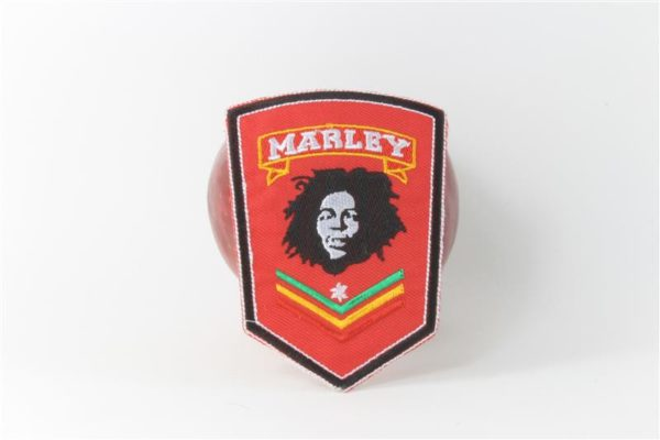 Patch Rastaman Red
