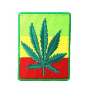 Patch Weed Leaf
