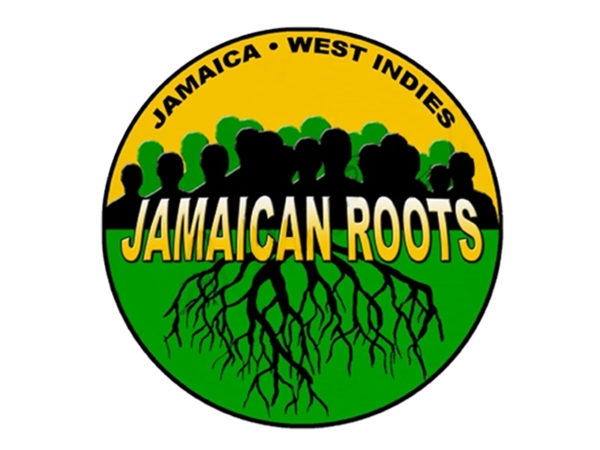 Jamaican Roots West Indies White Tee-Shirt