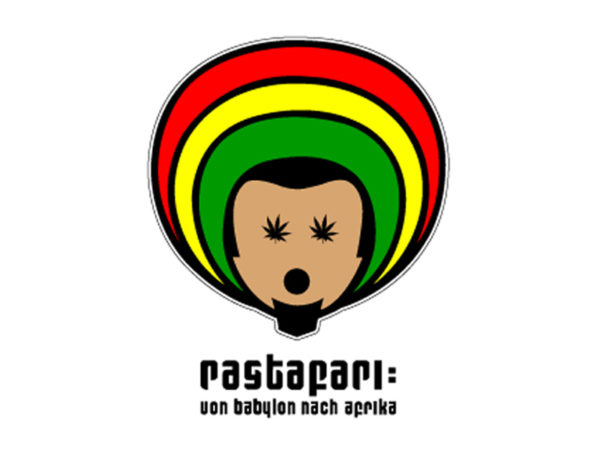 Rastafari Von Babylon Nach Afrika White Tee-Shirt