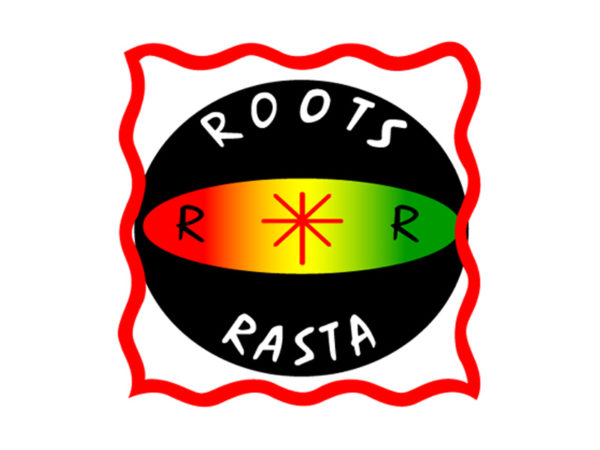 Roots Rasta White Tee-Shirt