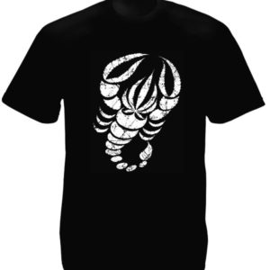 Scorpion Black Tee-Shirt