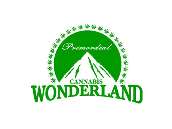 Paramount Wonderland Cannabis White Tee-Shirt