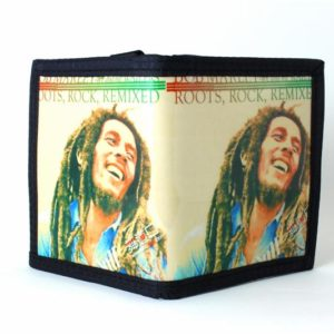 Wallet Vinyl Rastaman Roots Rocks Remixed